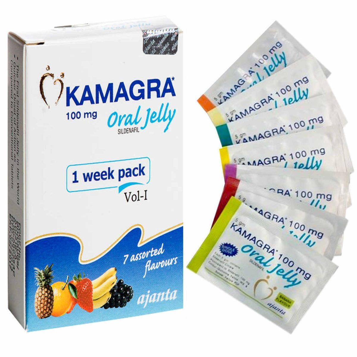 kamagra oral jelly 100mg