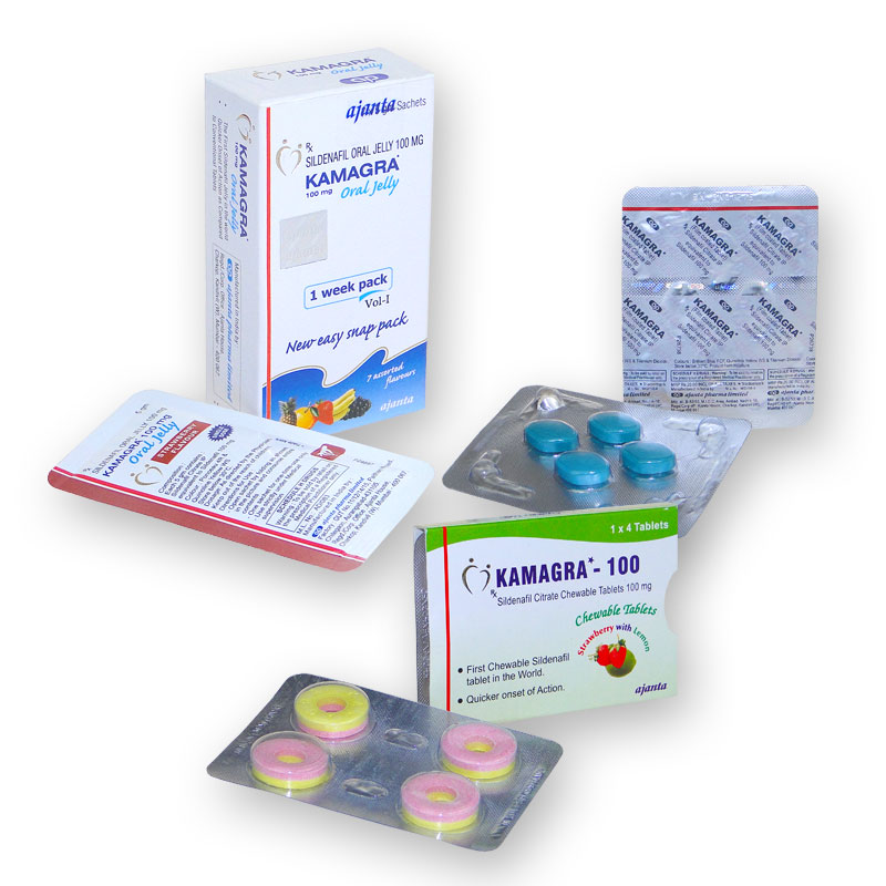 Generic Viagra Pack - Get 3 products for only 40