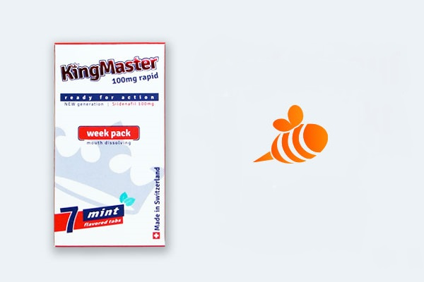 KingMaster 100 mg